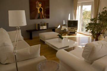Luxury Vila Olimpica Beach apartment